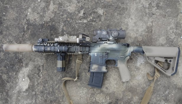 Jeff_Gurwitch_Article_Tactical_AR-15_M4_M4A1_Carbine_SBR_Sub_Carbine_Accessories_Part_II_DefenseReview.com_DR_PIC_I