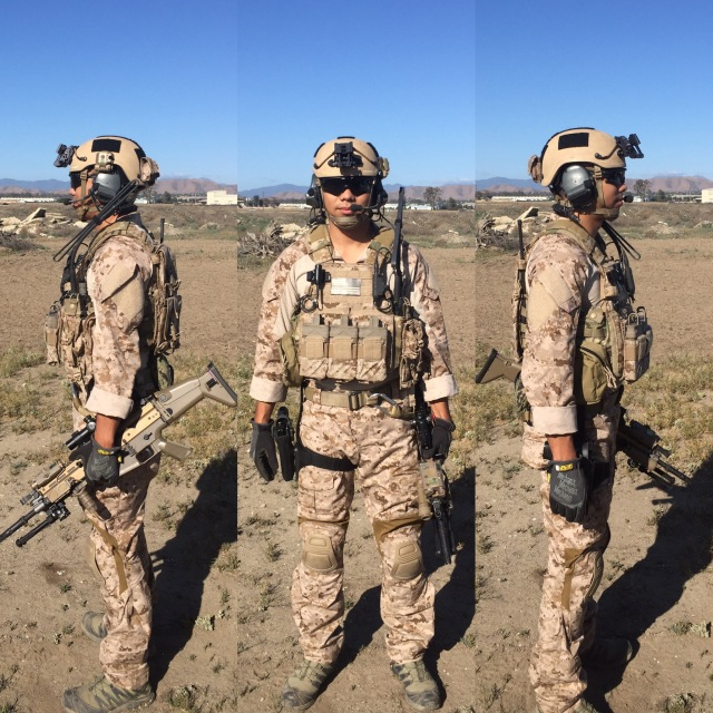 Corpsman: A Loadout Interview With Proxxy04 – The Reptile House
