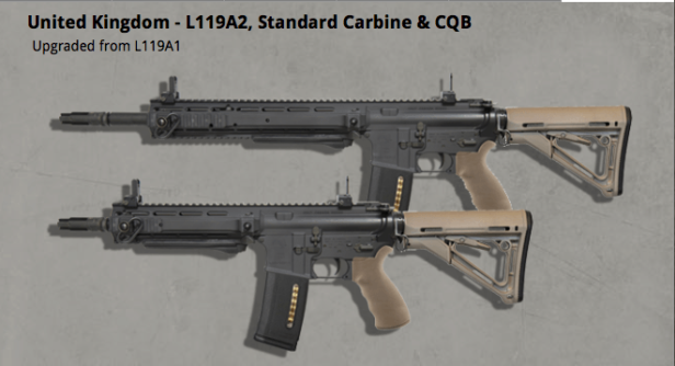 Done Right: Gaz's L119A2 – Part 2 – The Reptile House