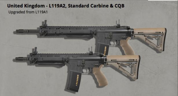 CC L119A2 2
