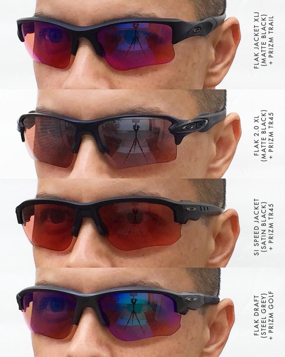 Oakley Comparison Flak Xlj Alternatives A Uspsa