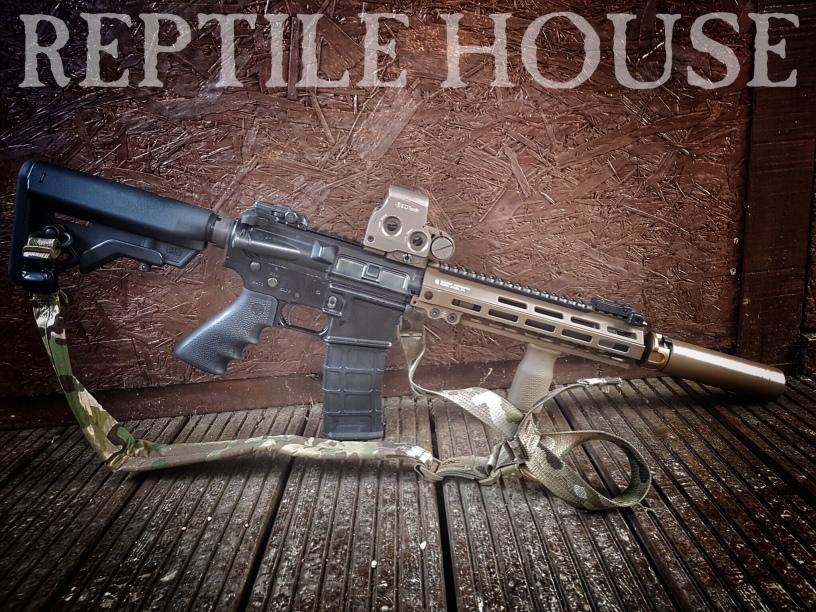 Mori's Block 3 CQBR – The Reptile House