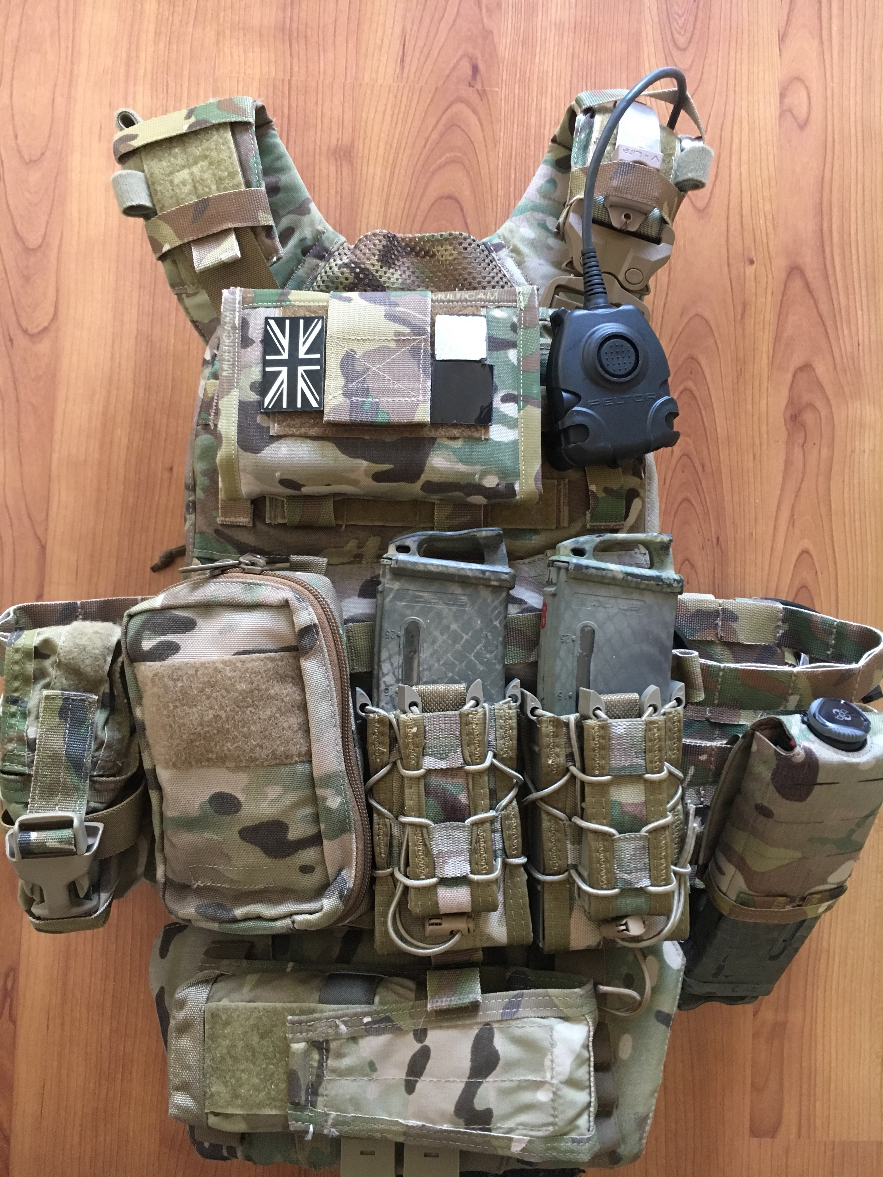 A few years ago an instructor recommended building familiarity with oneu0027s personal equipment set up. His method was simple and elegant; he advocated ... & Tac Opu0027s Crye AVS: Incremental Ergonomic Improvements (Or Kit ...