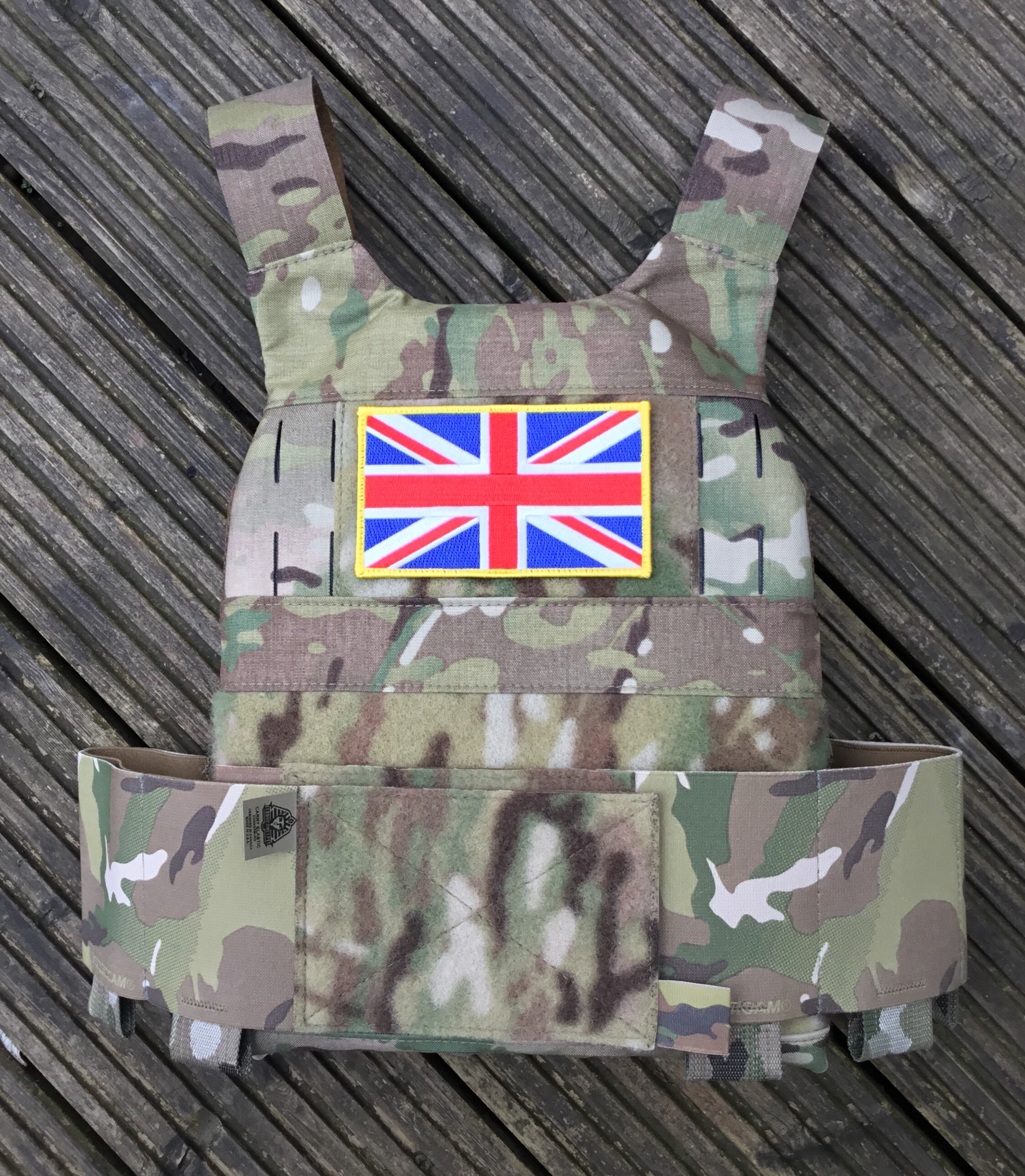 Review Ferro Concepts The Slickster 2017 Plate Carrier