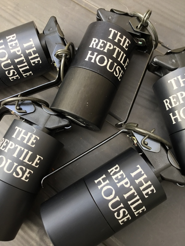 J-TAC CUSTOM: Laser Engraved Inert Grenades – The Reptile House