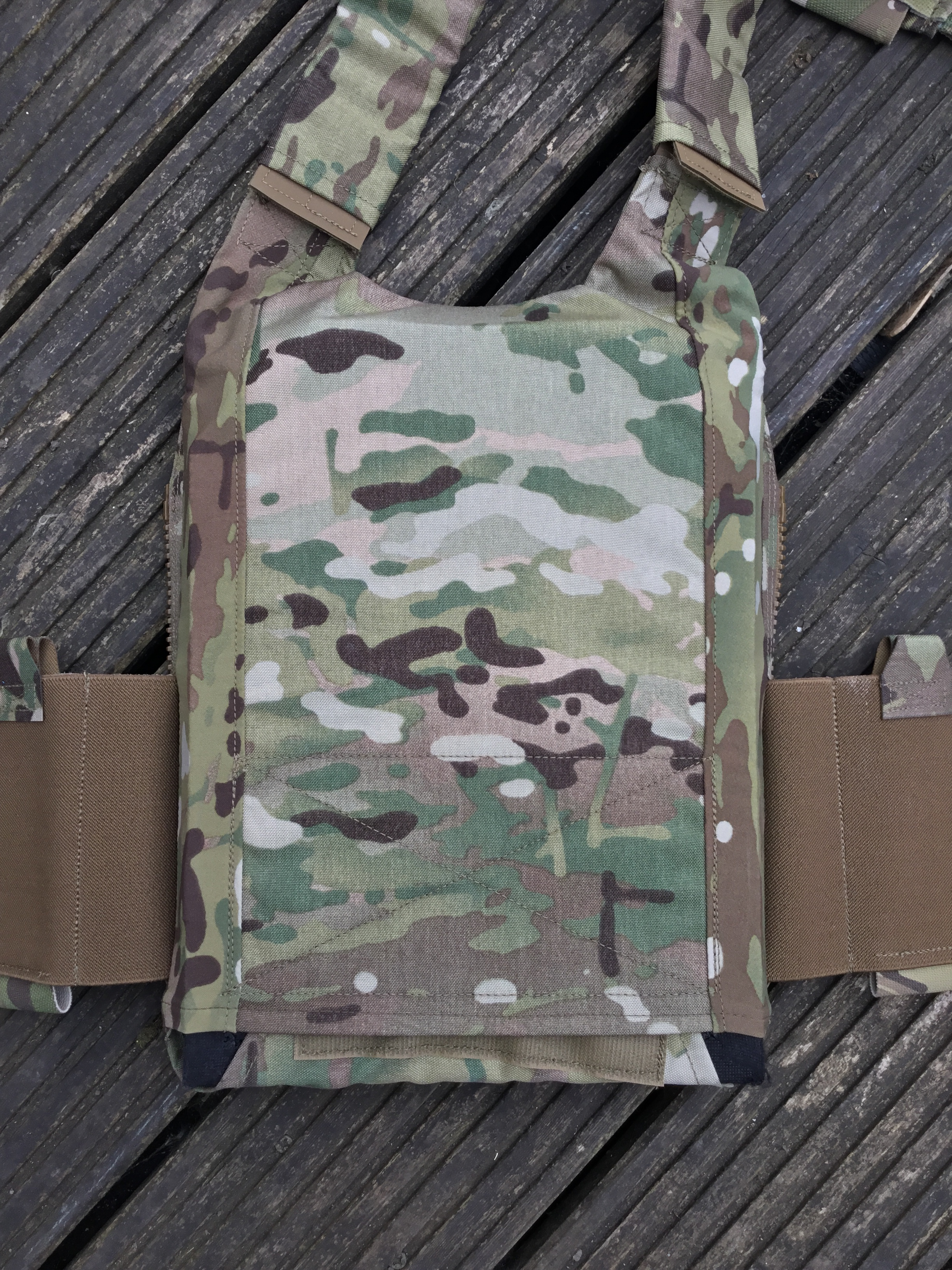 Review Spiritus Systems Lv 119 Overt Plate Bags And Advanced 5