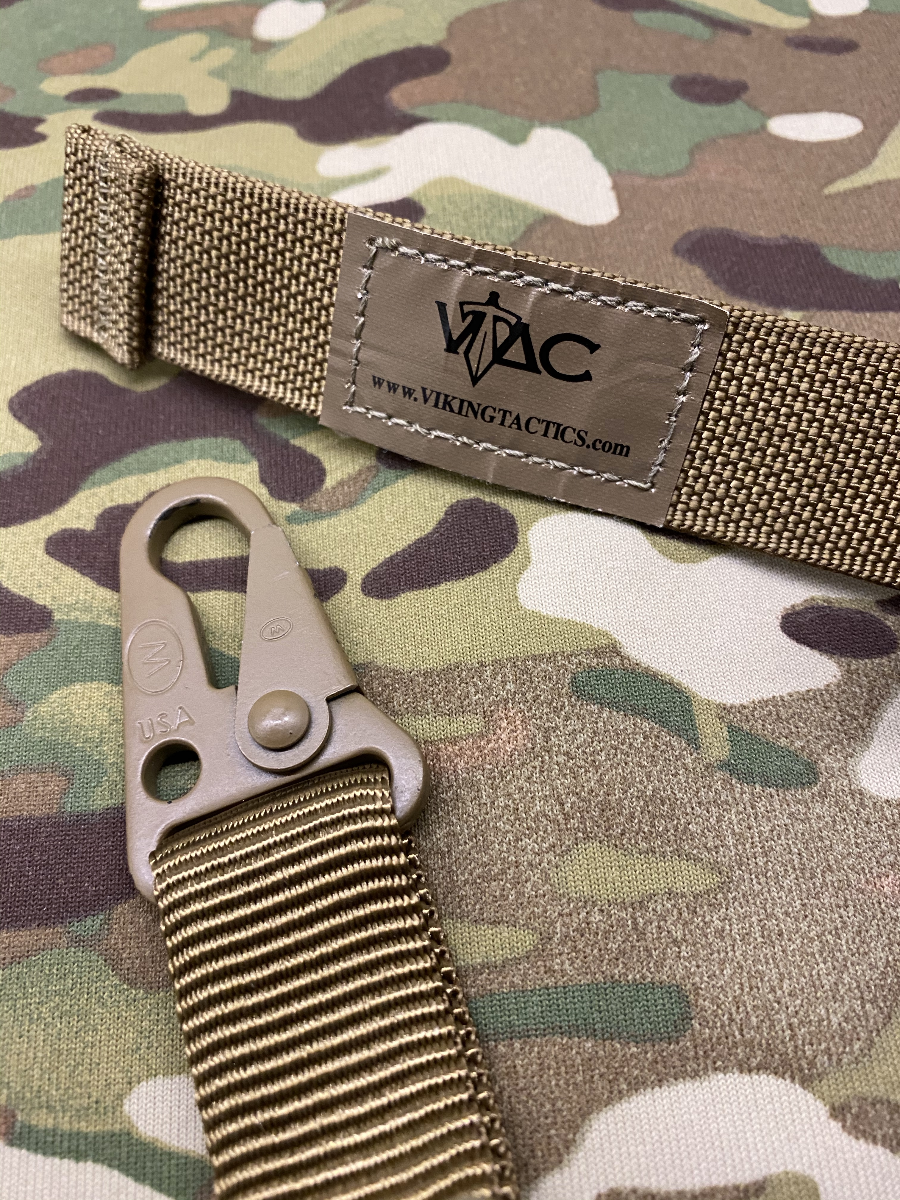 VTAC 2/point Bungee Sling